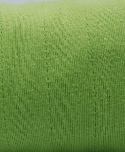 Trikåstuv grön